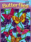 SPARK -- Butterflies Coloring Book - Book