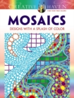 Creative Haven Mosaics: Designs with a Splash of Color - Book