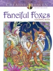 Creative Haven Fanciful Foxes Coloring Book - Book