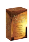 Five Great English Novels Boxed Set - Book