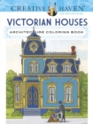 Creative Haven Victorian Houses Architecture Coloring Book - Book