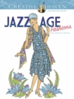 Creative Haven Jazz Age Fashions Coloring Book - Book