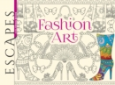 ESCAPES Fashion Art Coloring Book - Book