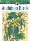 Creative Haven Audubon Birds Coloring Book - Book