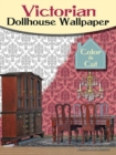 Victorian Dollhouse : Color & Cut - Book