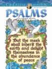 Creative Haven Psalms Coloring Book - Book