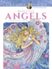 Creative Haven Beautiful Angels Coloring Book - Book
