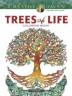 Creative Haven Trees of Life Coloring Book - Book