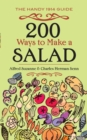 200 Ways to Make a Salad - eBook