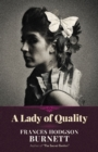 A Lady of Quality - Book