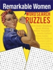 Remarkable Women Word Search Puzzles - Book
