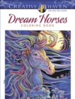 Creative Haven Dream Horses Coloring Book - Book