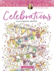 Creative Haven Celebrations Coloring Book - Book