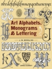 Art Alphabets, Monograms, and Lettering - Book