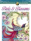 Creative Haven Birds and Blossoms Coloring Book - Book