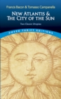New Atlantis and The City of the Sun - eBook