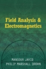 Field Analysis and Electromagnetics - Book