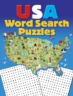 USA Word Search Puzzles - Book