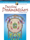 Creative Haven Dazzling Dreamcatchers Coloring Book - Book