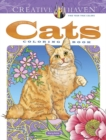 Creative Haven Cats Coloring Book - Book