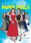 Kate and Meghan Paper Dolls - Book
