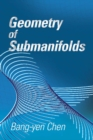 Geometry of Submanifolds - eBook