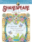 Creative Haven Shakespeare Dramatic & Droll Coloring Book - Book