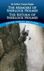 The Memoirs of Sherlock Holmes & The Return of Sherlock Holmes - eBook