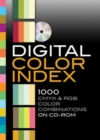 Digital Color Index - Book