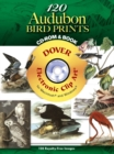 120 Audubon Bird Prints CD-ROM and Book - Book