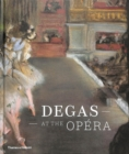 Degas at the Opera - Book