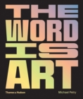 The Word is Art - Book