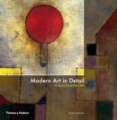 Modern Art in Detail : 75 Masterpieces - Book