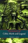 Dictionary of Celtic Myth and Legend - Book