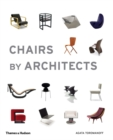 Chairs by Architects - Book