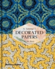 An Anthology of Decorated Papers : A Sourcebook for Designers - Book
