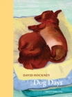 David Hockney Dog Days: Sketchbook - Book