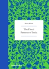 Floral Patterns of India - Book