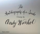 The Autobiography of a Snake : Drawings by Andy Warhol - Book