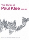 The Diaries of Paul Klee, 1898-1918 - Book