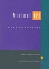 Minimal Art : A Critical Anthology - Book