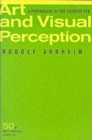 Art and Visual Perception, Second Edition : A Psychology of the Creative Eye - Book