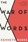 The War of Words - Book
