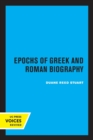 Epochs of Greek and Roman Biography - Book