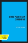 State Politics in Zimbabwe - Book