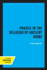 Phases in the Religion of Ancient Rome - Book