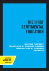 The First Sentimental Education - Book