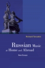 Russian Music at Home and Abroad : New Essays - eBook