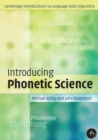 Cambridge Introductions to Language and Linguistics : Introducing Phonetic Science - Book