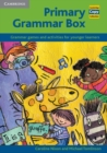 Primary Grammar Box : Grammar Games and Activities for Younger Learners - Book